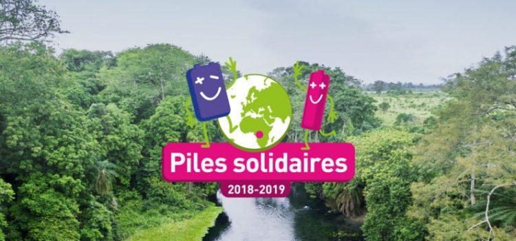66 kg de Piles Solidaires